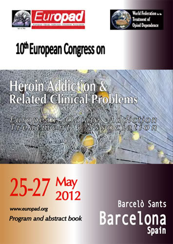 10th European Congress on Heroin Addiction & Related Clinical Problems European Opiate Addiction Treatment Association