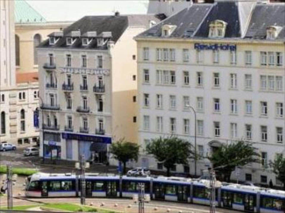 RESIDHOTEL CENTRAL'GARE ***